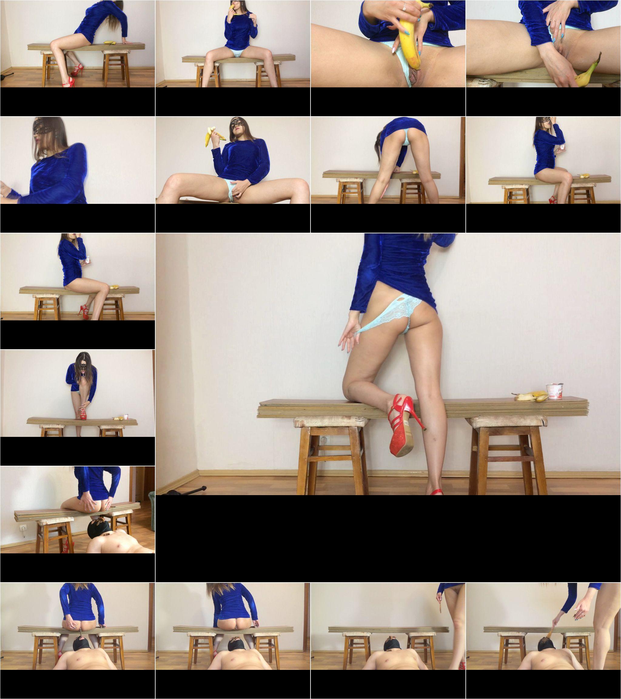 Alexandra Poo   Used Toilet Slave   HD.ScrinList - Alexandra Poo - Used Toilet Slave - HD