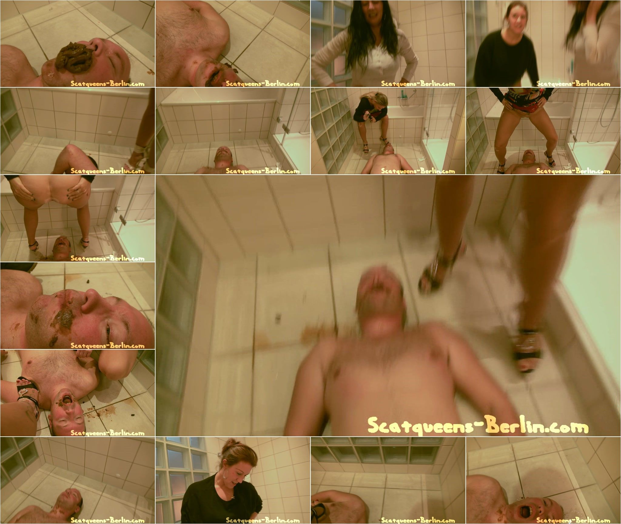 Three Ladies And One Toiletslave Part2 Sd.ScrinList - Three Ladies And One Toiletslave Part2 Sd