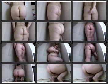 Bonya - BBW Taking A Poop In The Shower.ScrinList