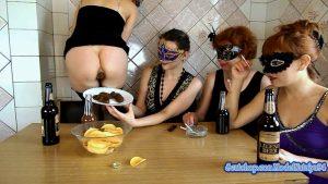 Scatshop - ModelNatalya94 - The Morning Breakfast The Four Girls - Scatmob.Com 00000