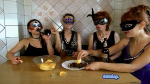 Scatshop - ModelNatalya94 - The Morning Breakfast The Four Girls - Scatmob.Com 00002