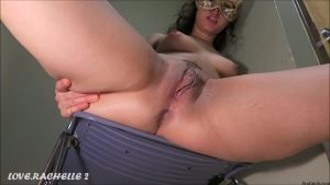 LoveRachelle2 - Creamy Pussy Poops - FullHD-1080p 00000