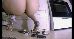 LoveRachelle2 - Giantess Turds Of Destruction - 4K-2160p 00002